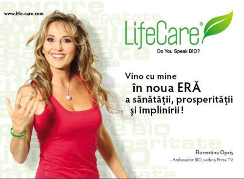 S-a lansat noul catalog Life Care!