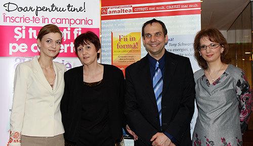 Alina Gorghiu, Eleonora Pokola, Cristian Cirstoiu, Daniela Palade Teodorescu