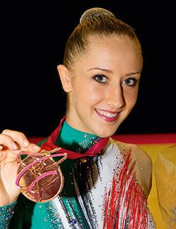 Andreea Stefanescu, gimnasta