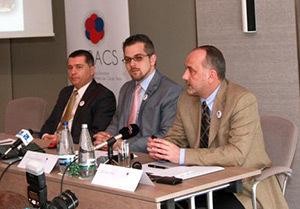 Dr. Dorin Pirciog, Dr. Tudor Panu, Dr. Bogdan Ivanescu