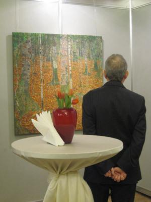 Gustav Klimt, Ferma cu mesteceni