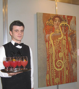 Gustav Klimt, Hygieia