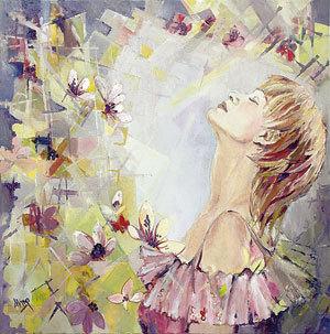 Mariana Mocanu, pictura