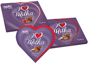 I Love Milka, Milka Thank You