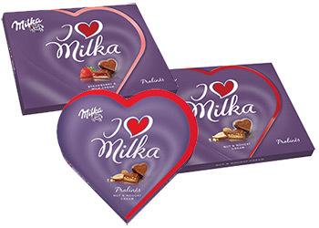 I Love Milka, Milka Thank You