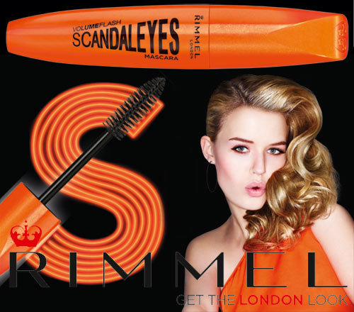 Rimmel London, mascara, Scandal'Eyes
