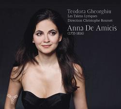 Teodora Gheorghiu, Anna De Amicis