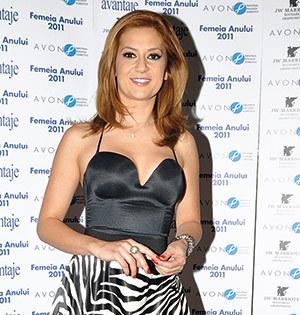 Femeia anului 2011, Amalia Enache