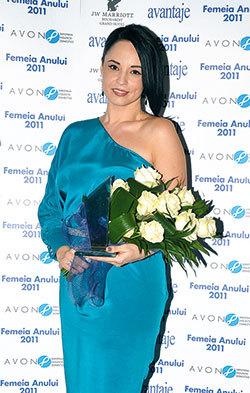 Femeia anului 2011, Andreea Marin Banica