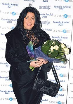 Femeia Anului, Angela Baciu