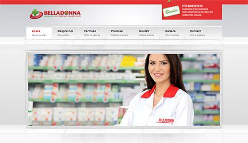 Farmacia BELLADONNA online