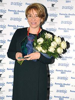 Cristina Guseth, jurnalista