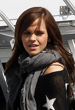 Emma Watson, actrita
