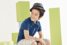 LIDL cu haine pentru copii