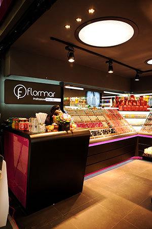 Primul magazin Flormar din Romania