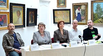 Mircea Toma, prof dr. Catalina Tudose, Stefan Bandol, Catalin Stefanescu