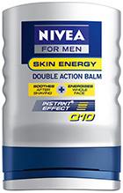 Balsam cu dubla actiune NIVEA FOR MEN Skin Energy