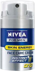 Crema hidratanta pentru fata NIVEA FOR MEN Skin Energy