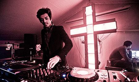 Pratersauna DJ