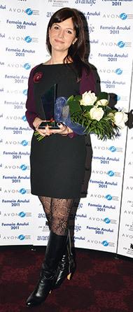 Femeia anului 2011, Roxana Toganel