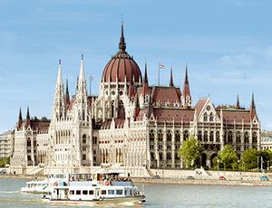 Budapesta, Palatul Parlamentului