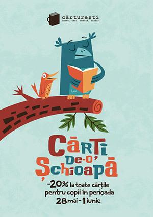 CARTI DE-O SCHIOAPA
