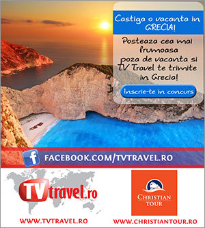 TV Travel si Christian Tour te trimit in Grecia