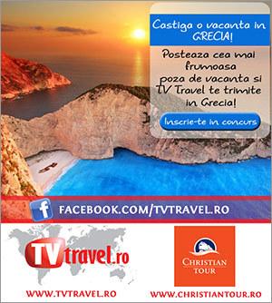 TV Travel si Christian Tour te trimit in Grecia