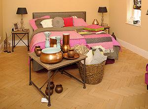 Dormitor, Patchwork