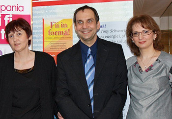 Autoarea, Cristian Carstoiu, Daniela Palade Teodorescu