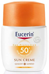 Fluid nuantator SPF 50+, Eucerin