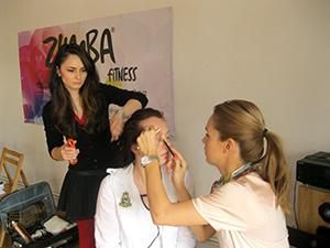 Adela Dache, Georgiana, Raluca Luca