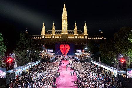 Life Ball, Viena - 2011