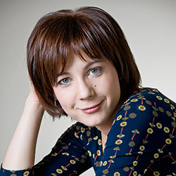 Mirela Oprisor, actrita