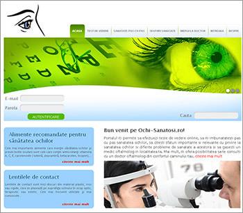 www.ochi-sanatosi.ro