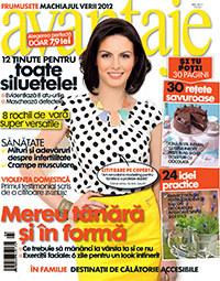 Revista Avantaje, Diana Mihai