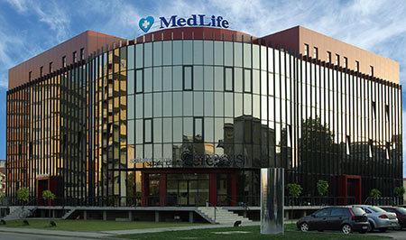 Spitalul MedLife Genesys din Arad