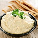 GUSTARE, pasta de humus