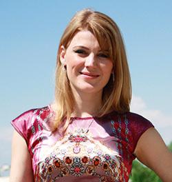 Ioana Olivia Danciu, arhitect