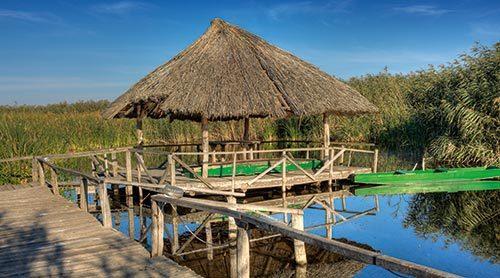 Lacul Comana
