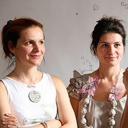 Laura Eftode, Madalina Zavoianu