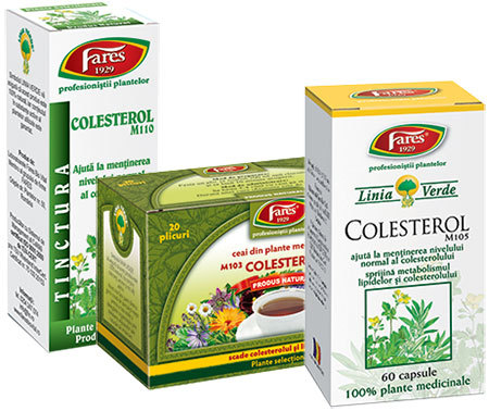 Ceaiuri impotriva cresterii colesterolului