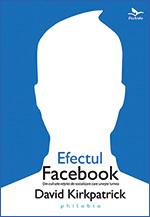 Eectul Facebook, David Kirkpatrick, editura Philobia