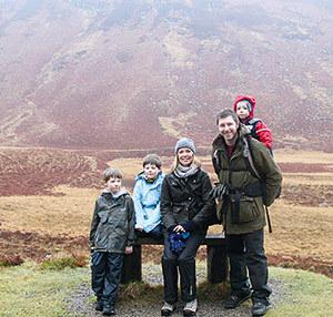 Familia Tweedie