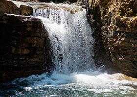 Cascada Iezerului