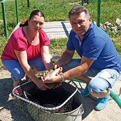 Ionela si Mihai Palistan
