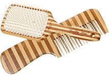 perie, pieptan, bambus