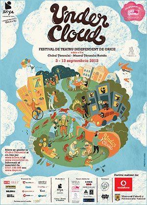 UNDERCLOUD, festival de teatru independent,