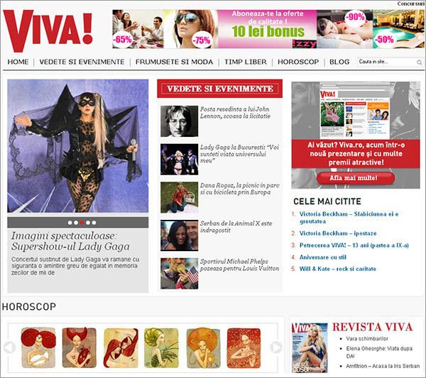 www.viva.ro