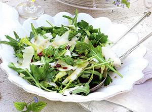 Salata de fenicul si rucola